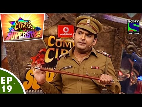 Download Comedy Circus Ke Superstars - Episode 19 - Kapil As Inspector HD Mp4 3GP Video and MP3