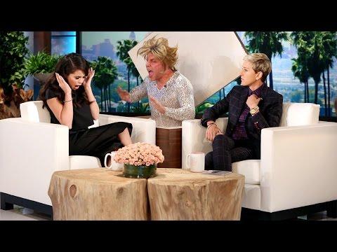 Ellen's Never-Ending Scares (видео)