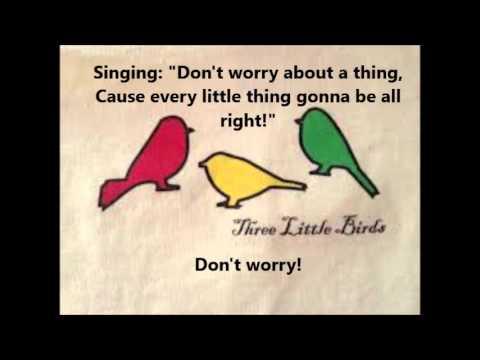 Video Bob Marley - Three Little Birds (With Lyrics) download in MP3, 3GP, MP4, WEBM, AVI, FLV January 2017