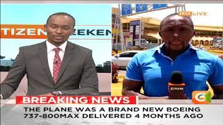 Video 32 Kenyans among 157 dead in Ethiopia plane crash MP3, 3GP, MP4, WEBM, AVI, FLV Mei 2019