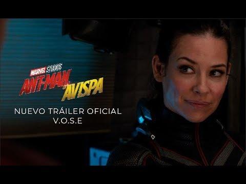 Ant-Man y la Avispa - Tráiler Oficial en V.O.S.E?>