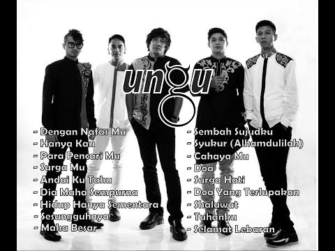 UNGU FULL ALBUM RELIGI