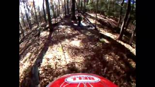 9. KTM 150 XC in the woods part 2