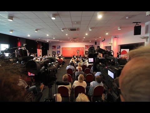 MSZP | Molnár Gyula beszéde az MSZP kampánynyitó választmányi ülésén