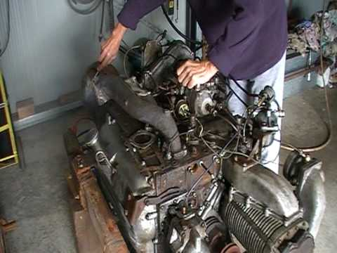 Opposed Piston Engine