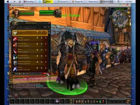 How to play World Of Warcraft On a Private server [Cataclysm!!] [2011!!] [4.0.1 & 4.0.6]