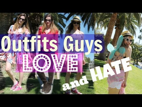 Video Outfits Guys LOVE (and Hate!) ♥ download in MP3, 3GP, MP4, WEBM, AVI, FLV January 2017
