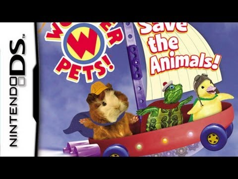The Wonder Pets ! Save the Animals Nintendo DS