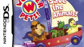 CGR Undertow - THE WONDER PETS! SAVE THE ANIMALS! Review For Nintendo DS