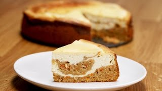 Carrot Cake Cheesecake by Tasty