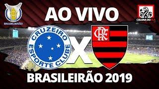 CRUZEIRO X FLAMENGO AO VIVO - 20ª RODADA BRASILEIRÃO 2019 - NARRAÇÃO RUBRO-NEGRA
