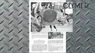 9. Clymer Manuals Honda TRX450R TRX450ER Maintenance Troubleshooting Repair Shop Manual 4 wheeler