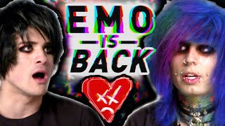 I spent a day with *EMOs*