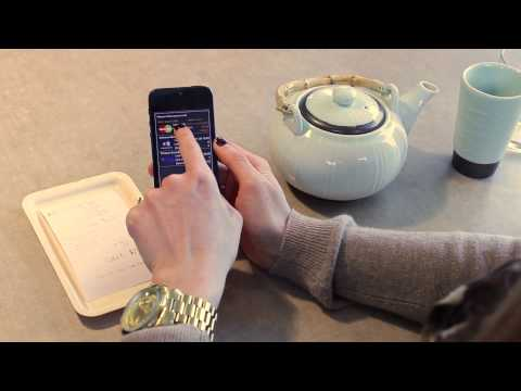Video of FastTouch Wallet