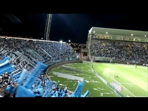 inimitable recibimiento en catamarca ATLETICO vs racing - La Inimitable - Atlético Tucumán