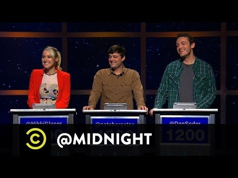 Nikki Glaser, Nate Bargatze and Dan Soder - @midnight