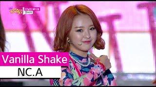 [HOT] NC.A - Vanilla Shake, 앤씨아 - 바닐라 쉐이크, Show Music core 20150801, clip giai tri, giai tri tong hop