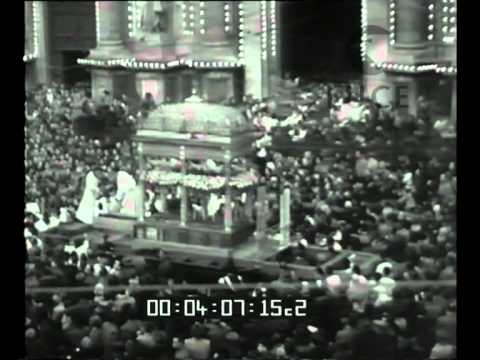 raro video - catania: la festa di s. agata (1950)