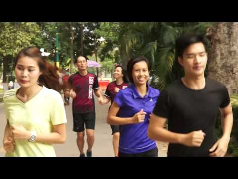 [Clip Promo] CMU MARATHON 2016: Winter Love Run