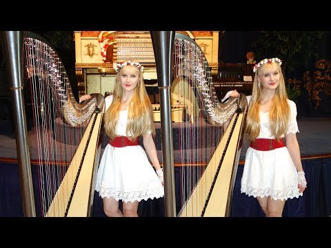 "Mykola Leontovych  ""Carol of the Bells"" Cover by Camille & Kennerly Kitt"