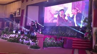 Video Menghibur TNI AU (Duet Akad VS Sayang Bareng Andre) MP3, 3GP, MP4, WEBM, AVI, FLV Desember 2017