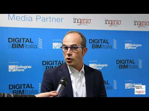 "img DIGITAL&BIM Italia | Cavalloni: ""Evento fondamentale per lo scambio di know how"""