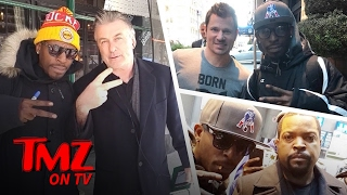 Alec Baldwin was taking photos with a fan when he told him to 'Stay Black'. Turns out Alec is familiar with the fan and knows the guy uses #stayblack on all his ...