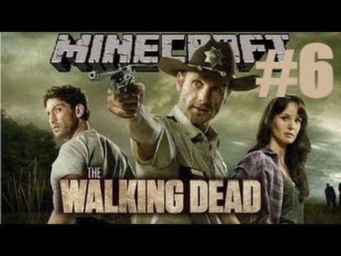 Minecraft: Walking Dead Survival – V poušti (#6)