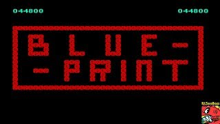 Blue Print (Commodore 64 Emulated) by ILLSeaBass
