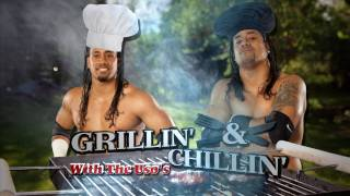 Outside of the Ring the Usos celebrate their Samoan heritage by sharing a traditional Samoan dish with the WWE Universe ...