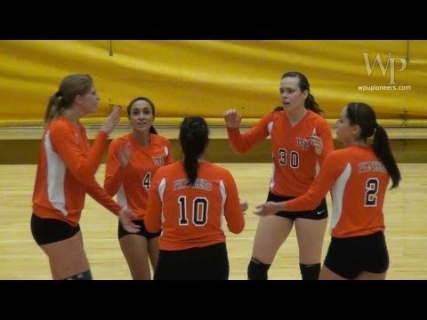 St. Joseph's College (Long Island) Volleyball vs William Paterson University- 9/17/2013