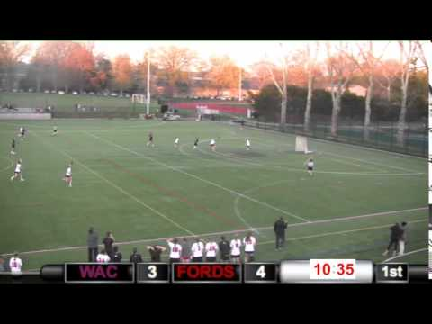 Shorewomen Lacrosse: Rachel Kurtz Interception & Goal v. Haverford