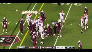 John Jenkins vs South Carolina (2012)