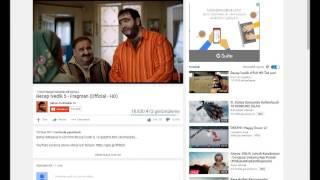 programın ismi: Ummy Video DownloaderLink: http://adf.ly/1iWgkcİzlediğiniz için teşekkür ederim yeni videolar yakında eklenecek