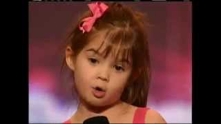 <b>Kaitlyn Maher</b>  Somewhere Out There James Ingram  Americas Got Talent