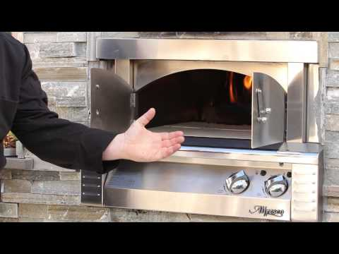 ALFRESCO PIZZA PLUS OVEN