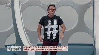 Neto: Palmeiras virou chacota no título da Libertadores