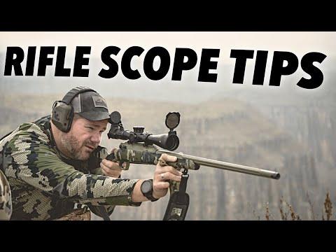 Rifle Scope Buying Mistakes