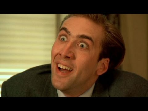 top moments - This actor is completely nuts, and we love it! Join http://www.WatchMojo.com, as we count down our top 10 favorite Nicolas Cage moments.