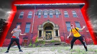 Video (DOOR SLAMS) EXPLORING HAUNTED GHOST SCHOOL MP3, 3GP, MP4, WEBM, AVI, FLV Juli 2018