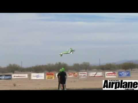 Tucson Aerobatic Shootout 2009 – Chris Brislin Freestyle – Presented By Model Airplane News