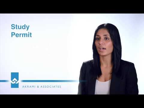 Study Permit Canada Video