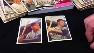 1953 Bowman Baseball Cards: DeansCards.com