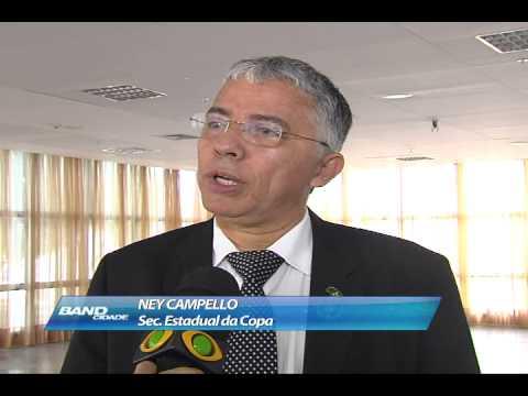 Copa: 20% das intervenções não ficaram prontas em Salvador