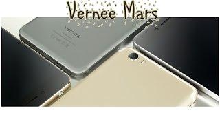 VERNEE начинают продажи своего космического смартфона MARS. Стильный дизайн, боковой сканер отпечатков пальцев не оставят вас равнодушными.