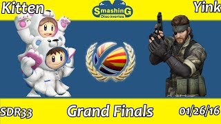 IC's vs Snake Grand Finals? Did someone take the SD card out?!