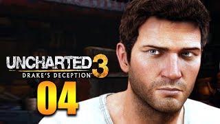 Das Schloss •️ Uncharted 3: Drake's Deception Remastered Part 4 [German/Deutsch]