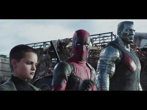 Deadpool 2016 ''Deadpool & Colossus & N T W vs  Ajax Final Battle'' Movie Clip 1080p