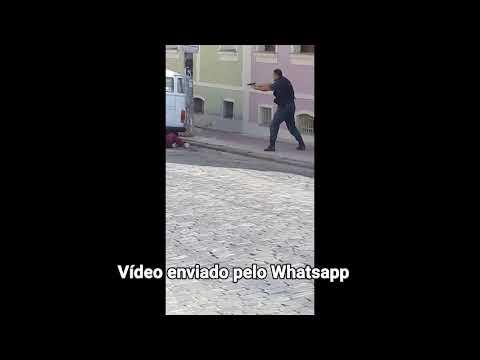 Assaltante é morto por policial militar após fazer idosa refém em Valença (RJ)