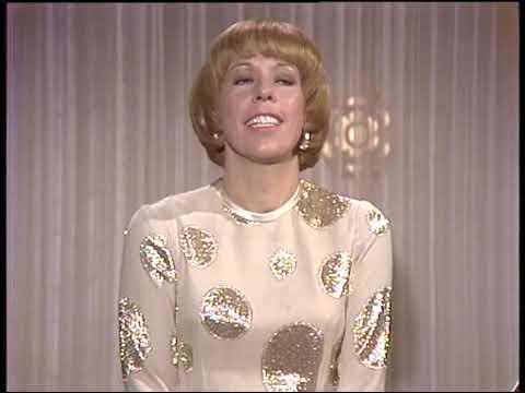 The Carol Burnett Show - S6E8 - Stiller & Meara, Peggy Lee